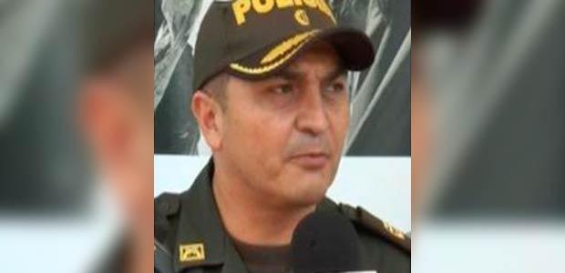 Trasladan a Palmira al comandante del VII distrito de policía de Cartago
