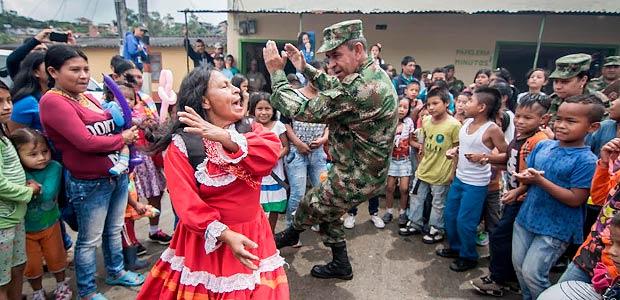 Tropas del Batallón Ayacucho llegarán a Marulanda – Caldas con Juegos, bienestar y salud