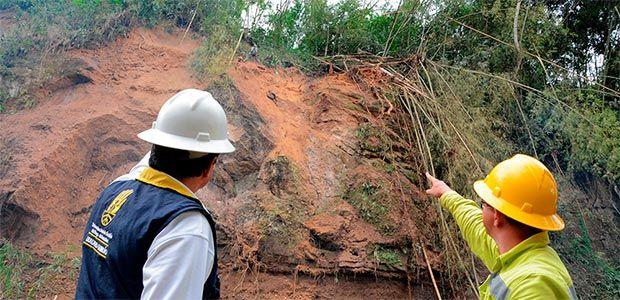 Por su condición topográfica, Quindío fue elegido para realizar proyectos que detecten con anticipación la ocurrencia de fenómenos naturales
