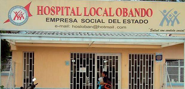 Hospital de Obando al borde de cierre por crisis económica
