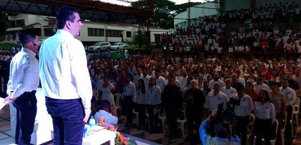 Cartagüeños ya pueden formular preguntas relacionadas con la gestión de la Administración en el 2017