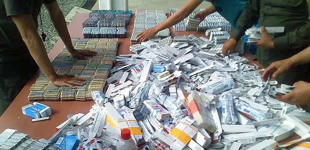La UES-Valle decomisó medicamentos y cerró droguerías en Cali