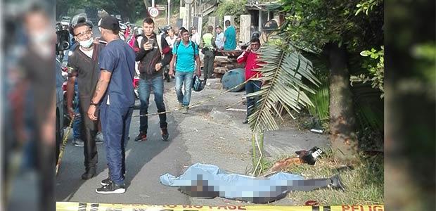 Accidente de tránsito en la vía Pereira - Cartago deja una persona muerta