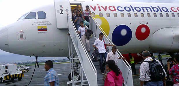 VivaColombia volará desde Cartago a partir de octubre