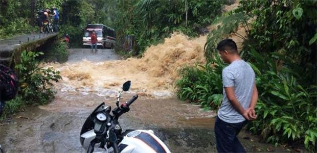 Lluvias en el Valle del Cauca irán hasta inicios de junio dice la CVC