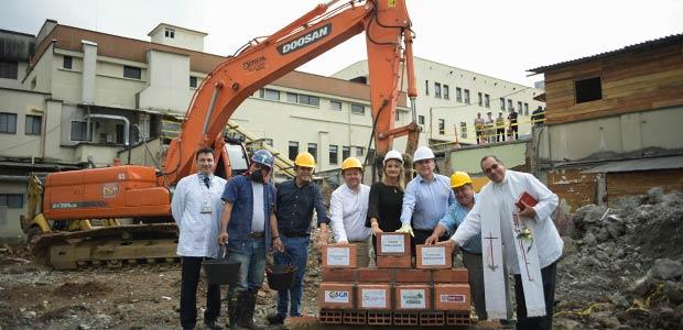 Cerca de 500 mil risaraldenses serán beneficiados con la Unidad Coronaria del Hospital San Jorge