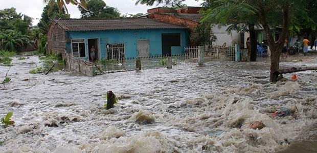 15 municipios afectados por fuertes lluvias en el Valle