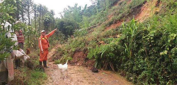 Organismos de respuesta atienden emergencias en La Celia y Santuario