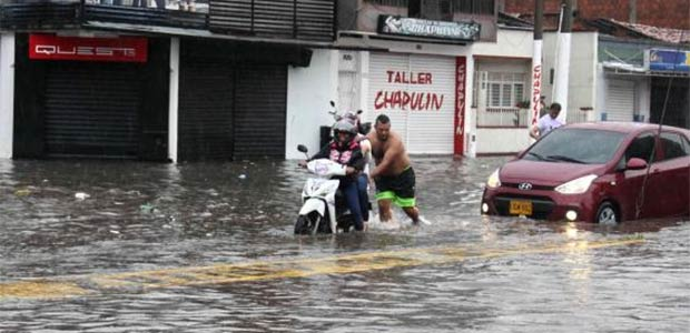 Alerta en el Valle por nueva ola de lluvias en los próximo días