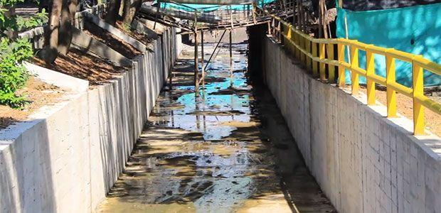 Avance de obras de Empresas Municipales de Cartago