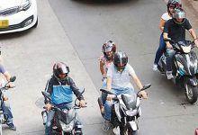 Prohibirán parrillero mayor de 14 años en el centro de Cartago