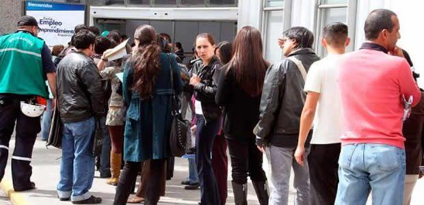 Desempleo de Colombia en julio, de 9,7 %