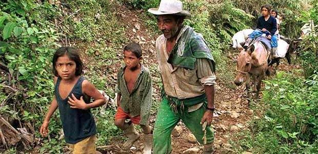 Restitución de tierras para personas víctimas de despojo y/o abandono forzoso