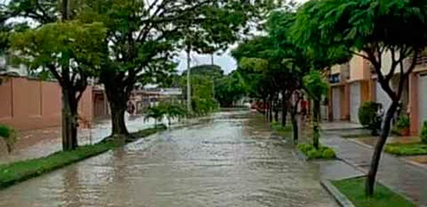 Por segunda temporada de lluvias se declara la alerta amarilla en el Municipio de Cartago