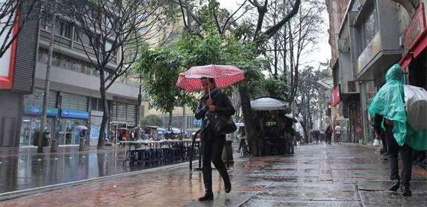 Lluvias aumentan en noviembre