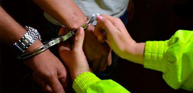 41 personas fueron capturadas durante el fin de semana en Manizales