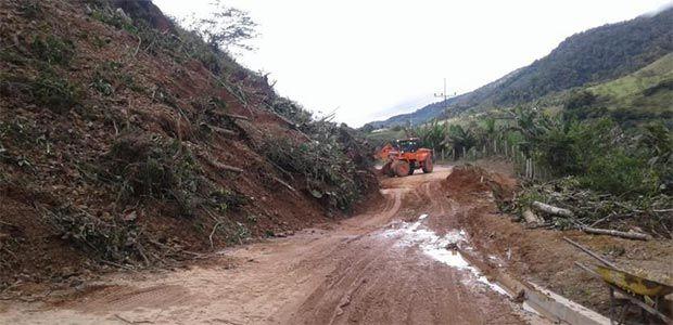 Alerta roja en Pereira por probabilidad de deslizamientos de tierra