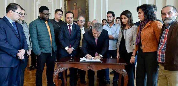 Luego de 64 días de paro nacional: hay acuerdo entre los estudiantes y el Gobierno Nacional
