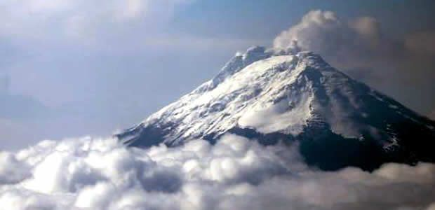 Más de 500 sismos en 24 horas en el Nevado del Ruiz