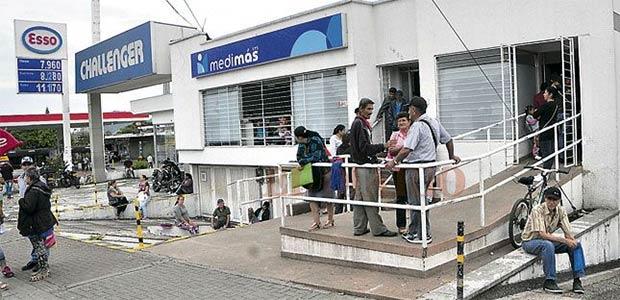 Incertidumbre en la red hospitalaria de Risaralda por la venta de Medimás