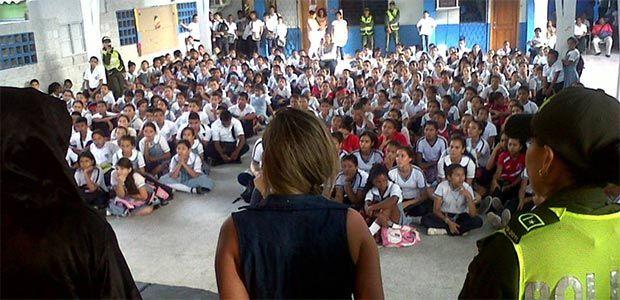 Buscan blindar a los colegios del consumo y tráfico de drogas