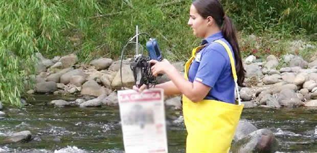La contaminación y la minería ilegal están matando peces en Quindío