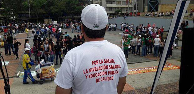 4.000 docentes del Quindío se unirán al paro educativo