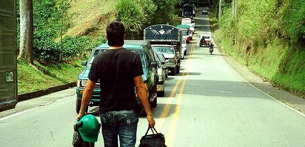 Rutas alternas por cierre total en paso Nacional que conecta a Cartago con el Quindío