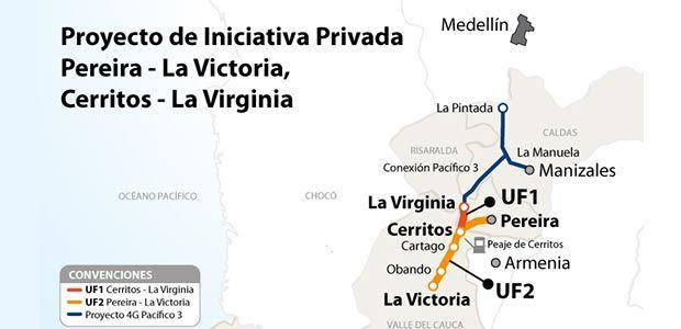 La ANI dice que inquietudes sobre proyecto Pereira – La Victoria, Cerritos – La Virginia fueron atendidas