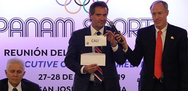 Cali y Valle del Cauca como sede de los Juegos Panamericanos Sub 21