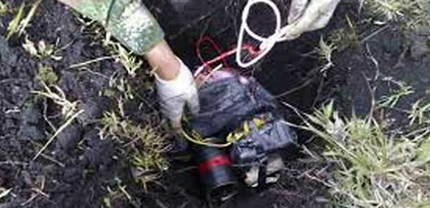 Quindío será declarado departamento libre de minas antipersonal