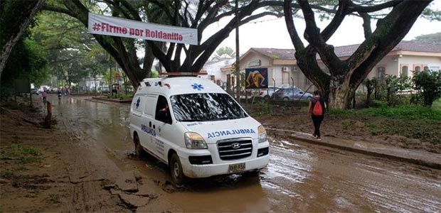 Ocho municipios de Valle del Cauca afectados por fuertes lluvias