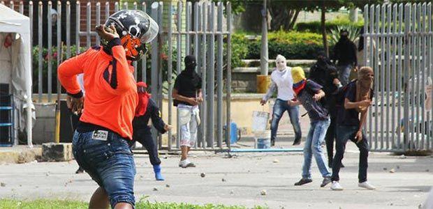 Persona fallecida en disturbios de la Univalle no era estudiante del claustro