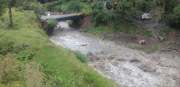 Alerta en La Virginia por incremento en el caudal del río Risaralda