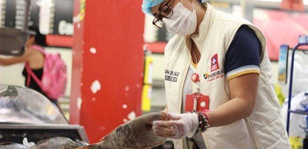 Autoridades de Pereira han incautado 97 kilos de pescado en mal estado