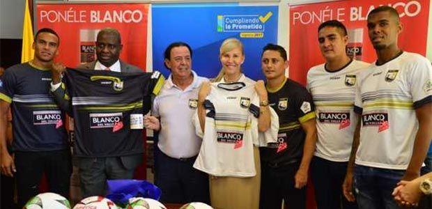 El Gobierno del Valle patrocina a los 5 equipos de fútbol del Departamento