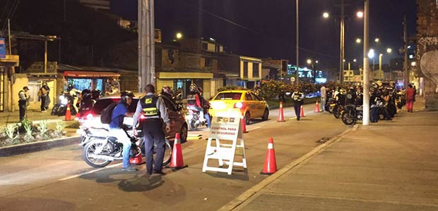 Autoridades de Pereira incrementan operativos para evitar piques ilegales