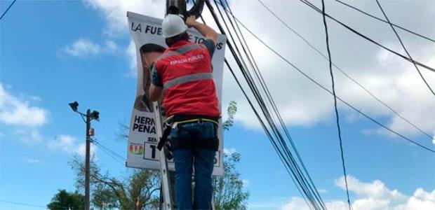 Publicidad electoral en Pereira ya tiene reglamentación