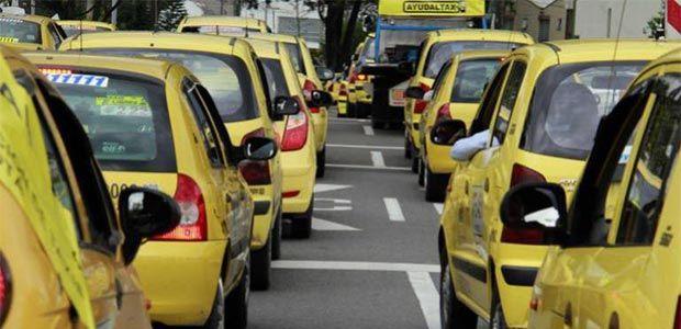 Alerta amarilla y medidas de seguridad preventiva por paro de taxistas en Cartago