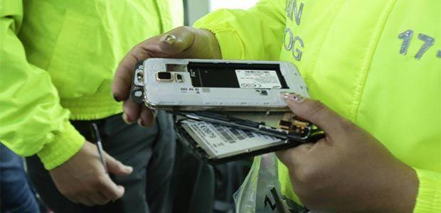 Comprar celulares robados, una acción que lo puede llevar a la cárcel