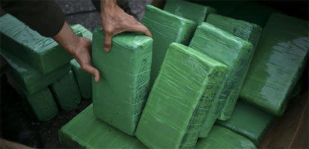Capturan a uniformado de la Policía que tendría en su casa más de 40 kilos de marihuana