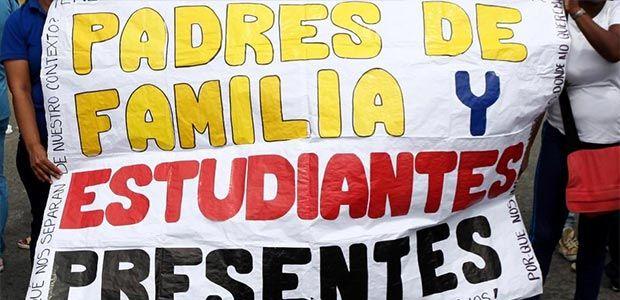 Procuraduría dijo que 13.500 estudiantes están en peligro Tuluá y Buga
