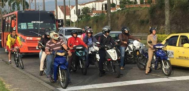 Renovarán medida de restricción de parrillero hombre en Pereira