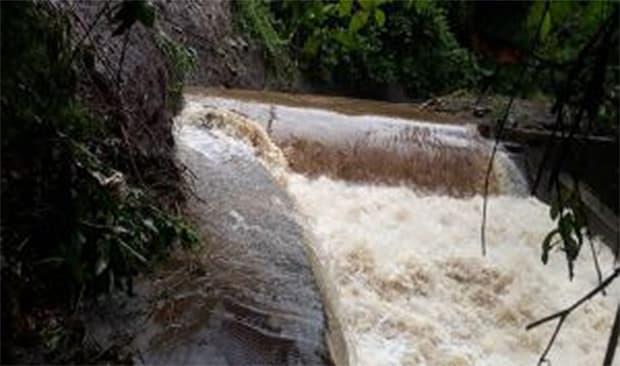 Los derrumbes dejan a Montenegro y Quimbaya sin agua potable