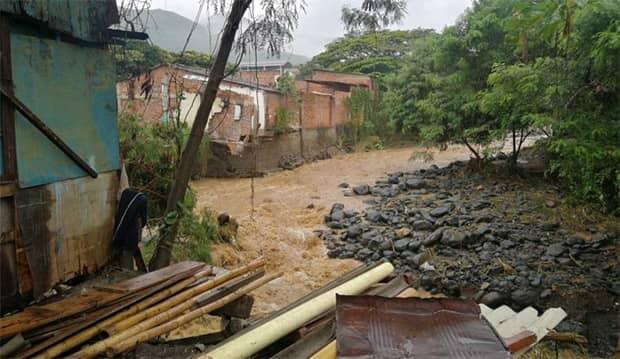 Emergencias por invierno en 27 municipios del Valle
