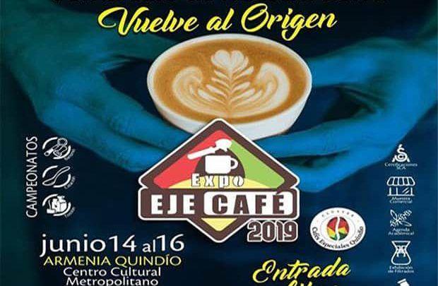 Expo Eje Café 2019 en Armenia