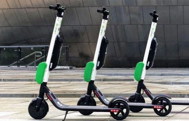 Patinetas eléctricas, nueva alternativa de movilidad en Cali