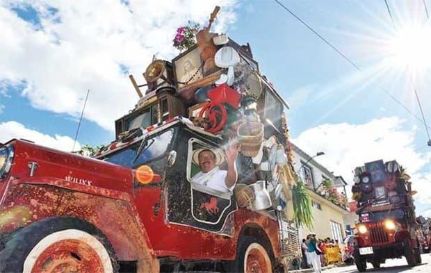 Calarcá y Pijao iniciaron sus fiestas aniversarias en el Quindío