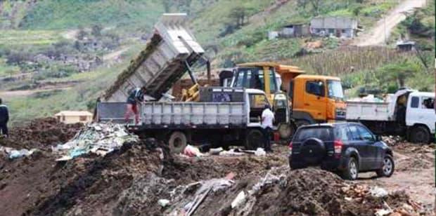 Armenia sin sitio oficial para el depósito de escombros