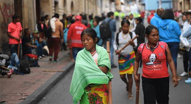 Se entregó responsable del asesinato de niña indígena en Risaralda